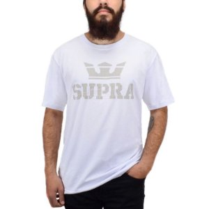 Camiseta Supra Above-Branco