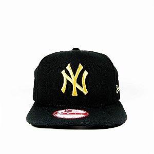 Boné New Era New York Yankees Original Snapback-Preto