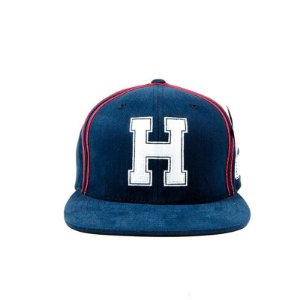 Boné The Hundreds-Sweet Strapback Navy Blue