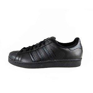 Tênis Adidas Superstar Foundation-Preto