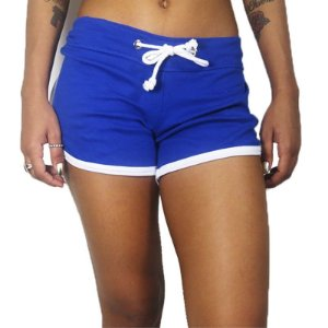 Short Emitresde-Blue