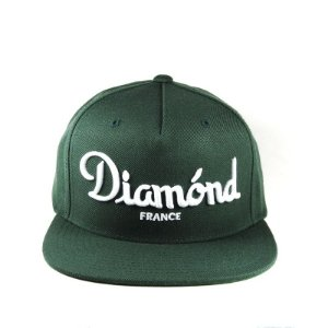 Boné Diamond Supply Snapback France