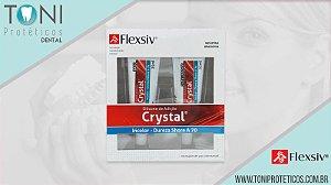 GENGIVA GENGILABOR CRYSTAL TRANSPARENTE | 2X25ML| FLEXSIV