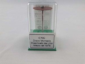 SILICONE DIAMANTADO P/DISSILICATO DE LÍTIO|CERÂMICA|LD22M|NAIS|CNG