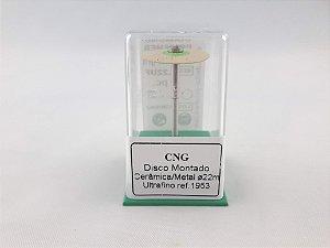 Silicone diamantado CNG
