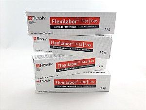ATIVADOR FLEXILABOR |COMPRE 4 PAGUE 2|45GRS|VENC 18|SILICONE MURALHA|FLEXSIV|