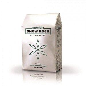 Gesso Snow Rock Stone