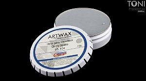 Cera artwax cinza