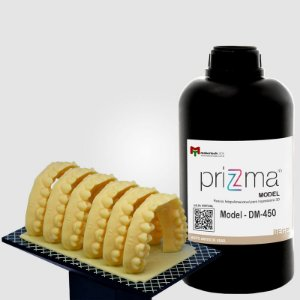 Resina 3D Prizma DM-450 500g