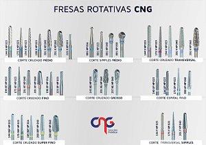 Broca Tungstenio CNG