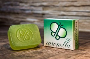 Sabonete Orgânico 100% vegetal Caronella