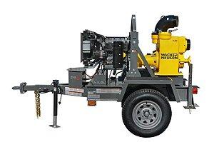 Motobomba a Diesel PT6