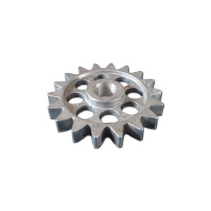 10 Engrenagem 18 Dentes Em Alumínio Injetado Para Churrasqueira
