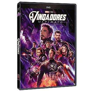 dvd - vingadores ultimato