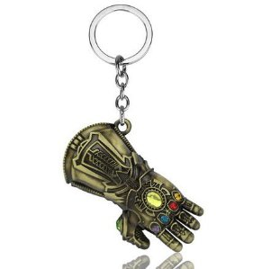 Chaveiro Manopla do Infinito Thanos (Infinity Gauntlet): Vingadores Guerra Infinita (Avengers Infinity War)