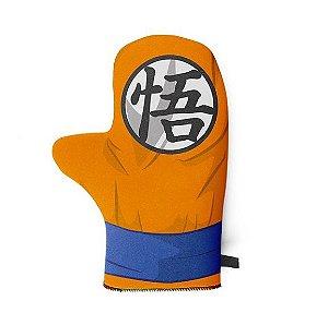 Luva de Forno Dragon Ball: Dieta Sayajin