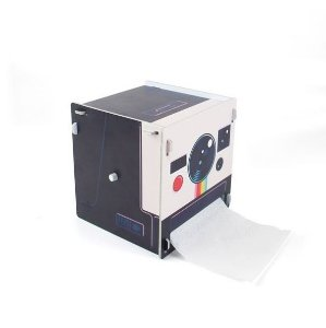 Porta Papel Higiênico Polaroid