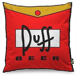 Almofada Duff - Os Simpsons