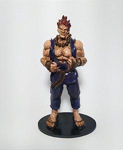 Estatueta Akuma Street Fighter