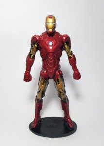Estatueta Homem de Ferro Tony Stark - Iron Man