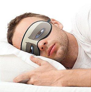 Máscara De Dormir Preguiça