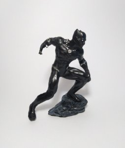 Estatueta Pantera Negra Vingadores (Avengers)