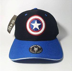 Boné Capitão América