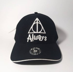 Boné Harry Potter - Always