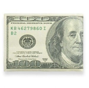 Carteira Slim Dólar