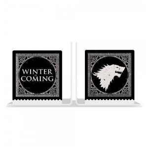 Porta Livro Stark - Game Of Thrones