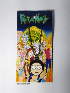 Colar Morty - Rick and Morty