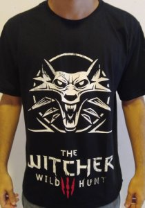 Camisa The Witcher