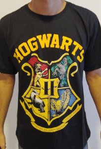 Camisa Hogwarts - Harry Potter