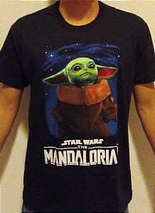 Camisa Baby Yoda - Star Wars