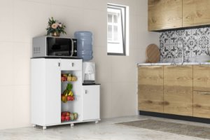 Fruteira Maxi Para Bebedor e Microondas - EJ Móveis