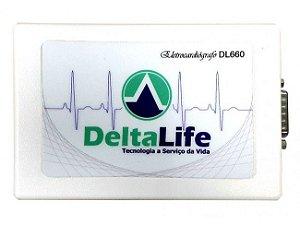 Eletrocardiógrafo DL 660