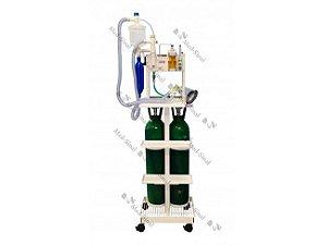 Estante para Aparelho de Anestesia
