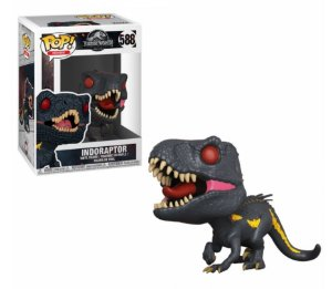 INDORAPTOR - JURASSIC WORLD #588 - FUNKO POP