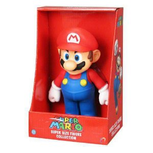 BONECO SUPER MARIO FIGURE COLLECTION