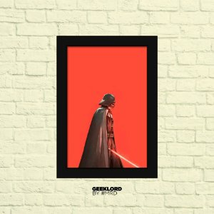 QUADROS DECORATIVOS 20X30 - STAR WARS