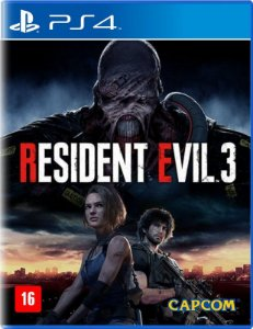 RESIDENT EVIL 3 - REMAKE - PS4 E XBOX ONE