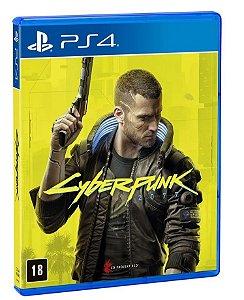 CYBERPUNK 2077 - PS4