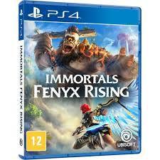 IMMORTALS FENYX RISING - JOGO PS4