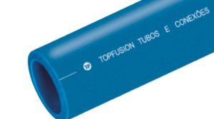 Tubo PPR Azul para Ar Comprimido