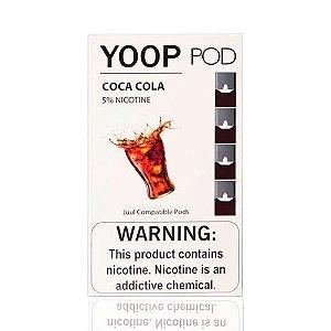 Yoop Pods Coca Cola - Compatíveis com Juul - Yoop Vapors