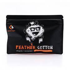 Algodão orgânico Feather Cotton - Geekvape
