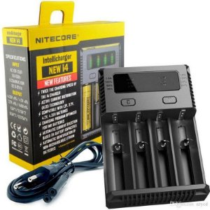 Carregador Intellicharger New i4 - NITECORE