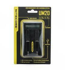 Carregador UM20 USB - NITECORE®