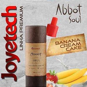 Líquido Abbot Soul Joyetech - Banana Cream Cake