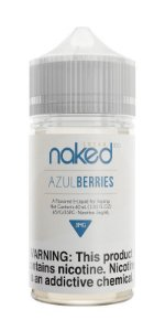 Líquido Naked 100 - Azul Berries (Cream)